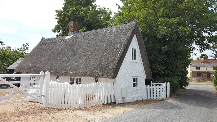 Case Study: Restoration of Grade II Listed Cottage